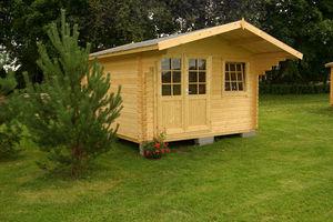 MAMAISONENBOIS.COM - gotland 7 - Holz Gartenhaus