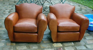 Fauteuil Club.com - petite paire - Clubsessel