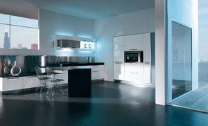 LINEA QUATTRO -  - Moderne Küche