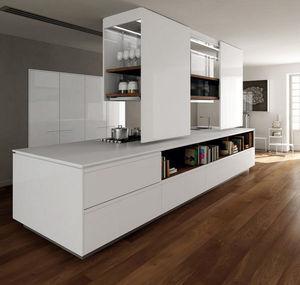 Binova - prima av - Kleine Einbauküche
