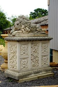 Wrights of Campden - lion - Gartenschmuck