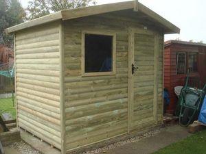 Oakenclough Buildings - sheds - Hütte