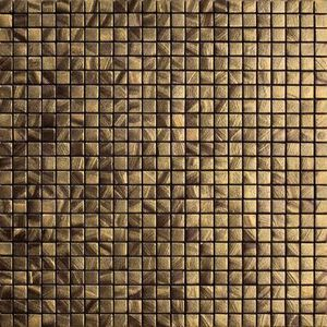 Vives Azulejos y Gres - satinados mosaico tiépolo oro 30x30cm - Wandfliese