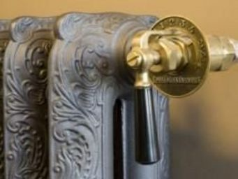Antiek-Bouw - robinet de radiateur - Heizungshahn