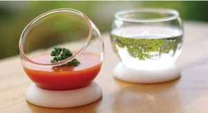 Silodesign -  - Fingerfood Glass