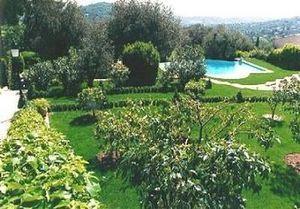 Claire Pernod Fantini -  - Landschaftsgarten