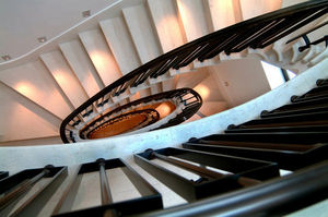 Bassett & Findley -  - Treppengeländer