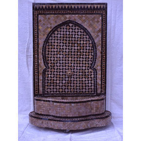 Habibi Moroccan -  - Wandbrunnen