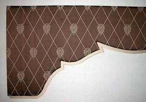Topline Furniture -  - Blechschnitt Zierleiste