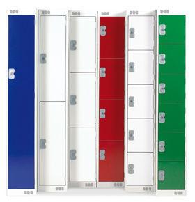 Rackline - lockers - Fach