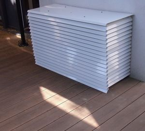 CLIMCOVER -  - Klimaanlagenabdeckung