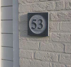 Signum Concept - style 2 - Hausnummerschild