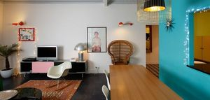 SOPHIE HANNIET -  - Innenarchitektenprojekt Wohnzimmer