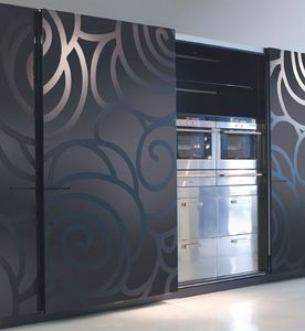 PEDUZZI -  - Innenarchitektenprojekt Küche