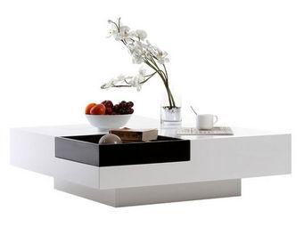 Miliboo - teena table basse - Couchtisch Quadratisch