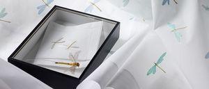 Noel - libellules - Rechteckige Tischdecke