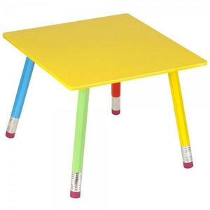 La Chaise Longue - table crayons - Kindertisch