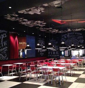 NIDO - las vegas - Architektenentwurf Bars Restaurants