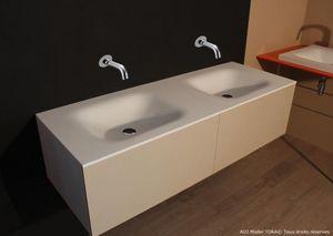 ADJ - tora double  - Doppelwaschtisch Möbel