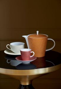 Raynaud - minéral irisé - Teekanne