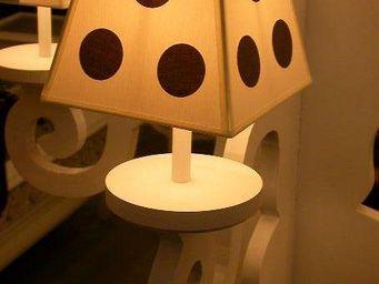 Luc Perron -  - Viereckiger Lampenschirm