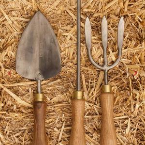 Sneeboer - titanium set - Gartenwerkzeuge