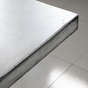AMIOU HOME - table basse béton rectangulaire - Rechteckiger Couchtisch