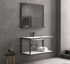 ITAL BAINS DESIGN - new 100 - Badezimmermöbel