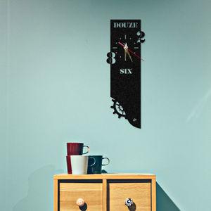 Generative-lab - horloge design - Wanduhr