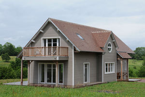 Darblay & Wood - lodge 4 - Geschossiges Haus