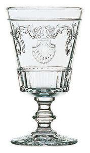 La Rochere - déguster (eau) versailles uni - Stielglas