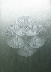 Florent Boissonnet-Glasswork - r.a.r (triptyque) - vitraux - Buntglasfenster