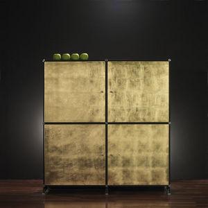 FITTING - fitting gold x2 - Kabinettschrank