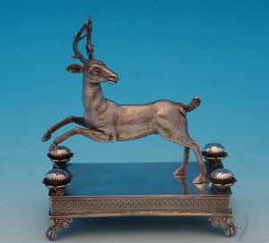 Dario Ghio Antiquites -  - Zahnstocherhalter