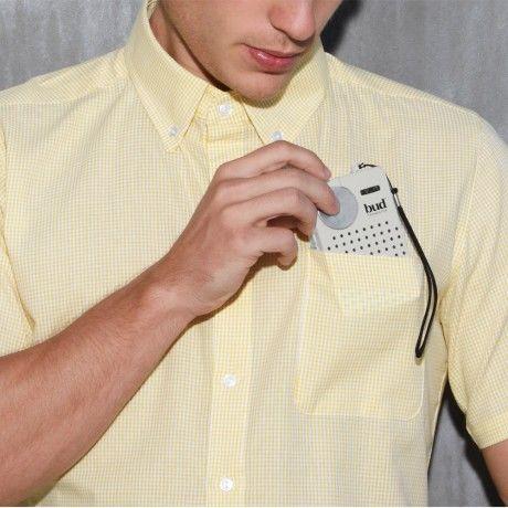 BUD - Handytasche-BUD-BUD By Designroom - Radio portable design Bud - No