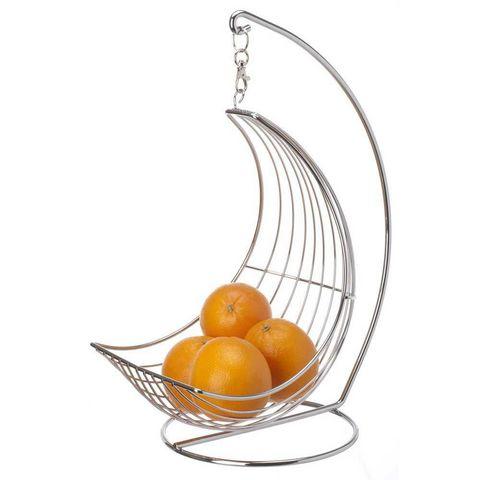 La Chaise Longue - Früchteschale-La Chaise Longue-Coupe à fruits balancelle 27x21x43cm