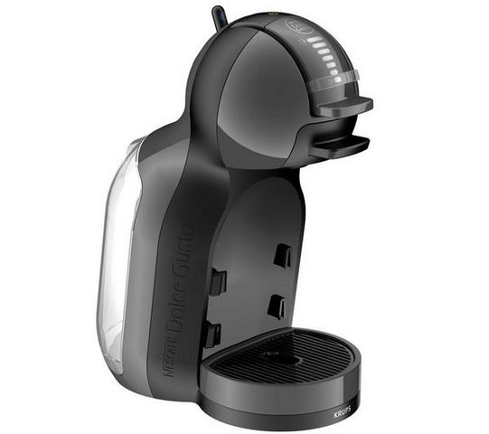 Krups - Kaffeemaschine-Krups-Nescaf Dolce Gusto Mini Me YY1500FD - noire/anthra