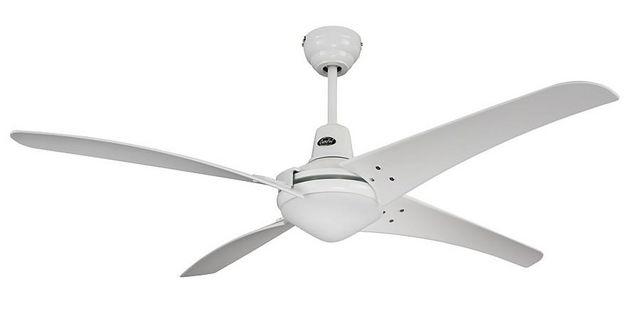 Casafan - Deckenventilator-Casafan-Ventilateur de plafond, Mirage WE-WE, moderne indu