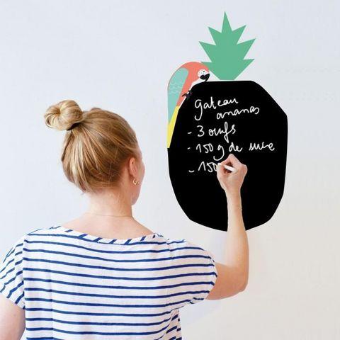 Mimi Lou - Schiefer Sticker-Mimi Lou