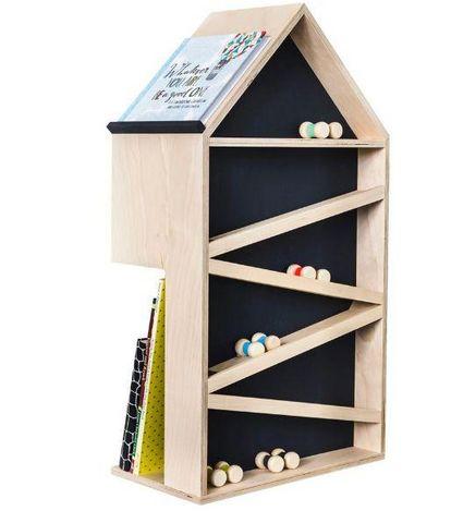 Casieliving - Kinder-Bücherregal-Casieliving-Parcours