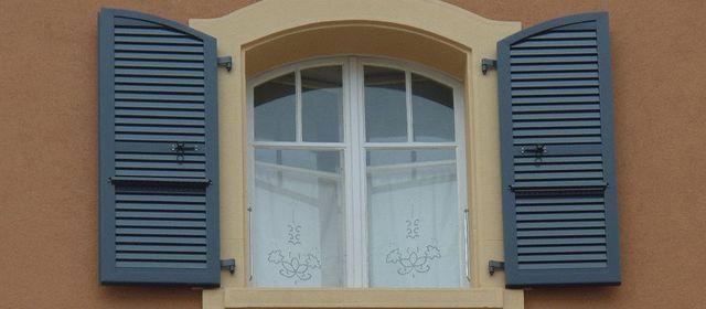FAVOROL PAPAUX - Klapp-Lamellenfensterläden-FAVOROL PAPAUX