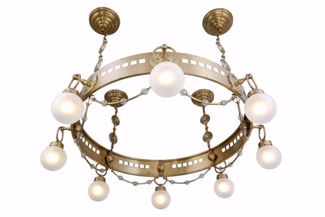 PATINAS - Kronleuchter-PATINAS-Casablanca chandelier III.