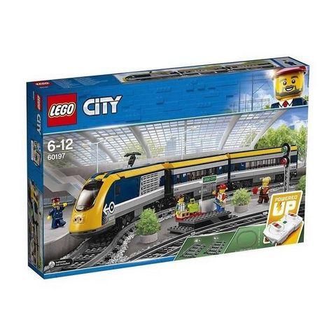 Lego - Spielzeugbahn-Lego