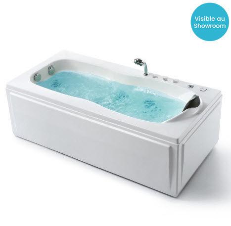 Thalassor - whirlpool badewanne-Thalassor-Angel 170 Gauche