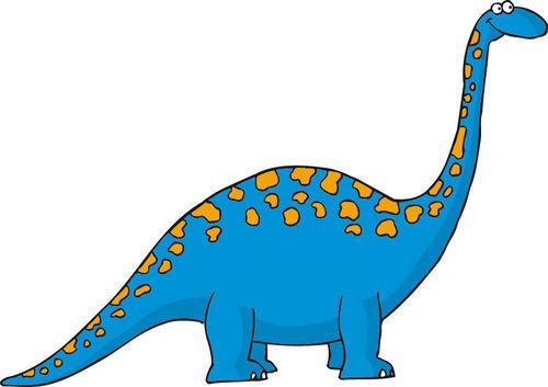 DECOLOOPIO - Kinderklebdekor-DECOLOOPIO-Dino Bleu