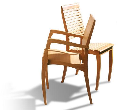 SIXAY furniture - Stuhl-SIXAY furniture-Grasshopper
