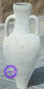 HAYDAR POTTERY - Vasen-HAYDAR POTTERY-Vase Halbia 40 50 et 60 cm