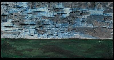 DEZIN-IN - Zeitgenössische Gemälde-DEZIN-IN-BIOMA THUNDRA