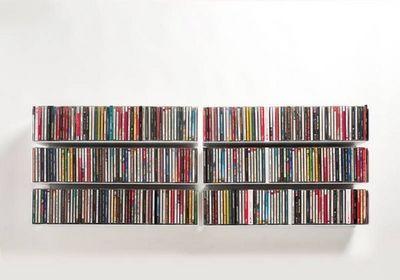 TEEBOOKS - CD-Möbel-TEEBOOKS-Lot de 6