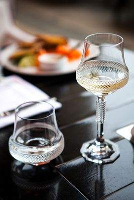 Cristallerie Royale De Champagne - Stielglas-Cristallerie Royale De Champagne-Lord